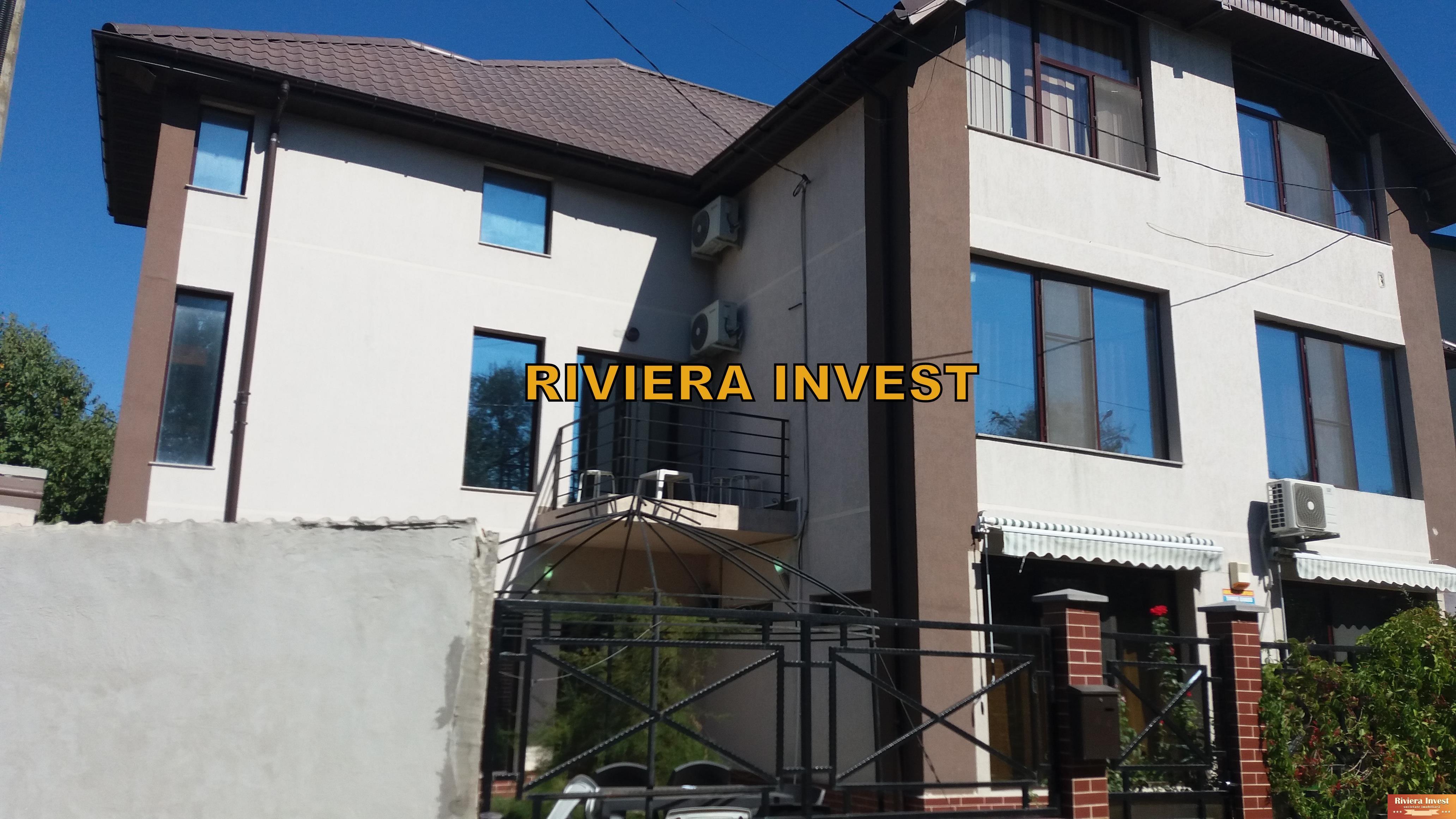 Mamaia Nord Tabara Navodari Pensiune 5 camere,living si apartament
