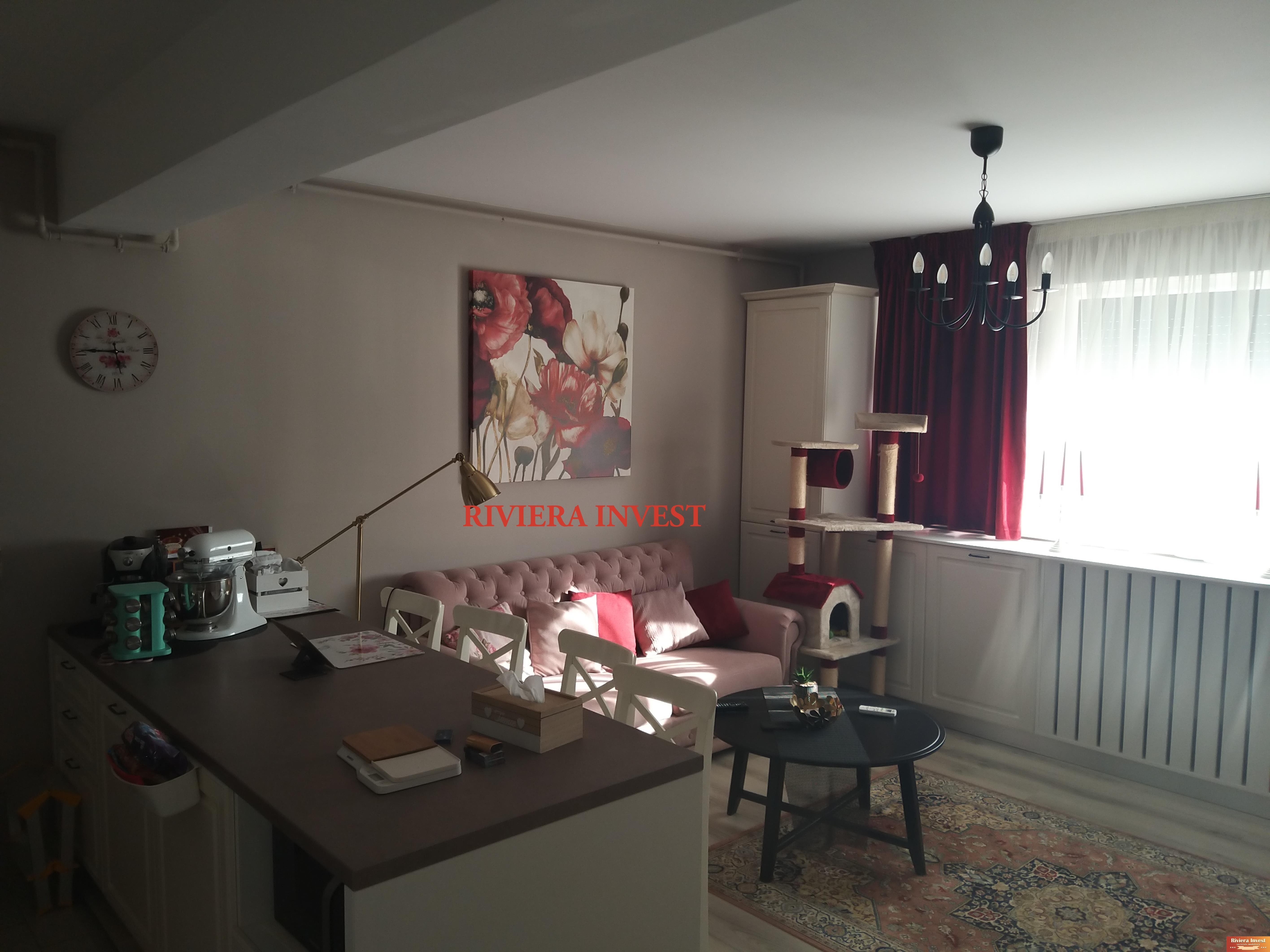 Tomis Plus  CARREFOUR  Apartament de lux cu 2 camere si loc de parcare