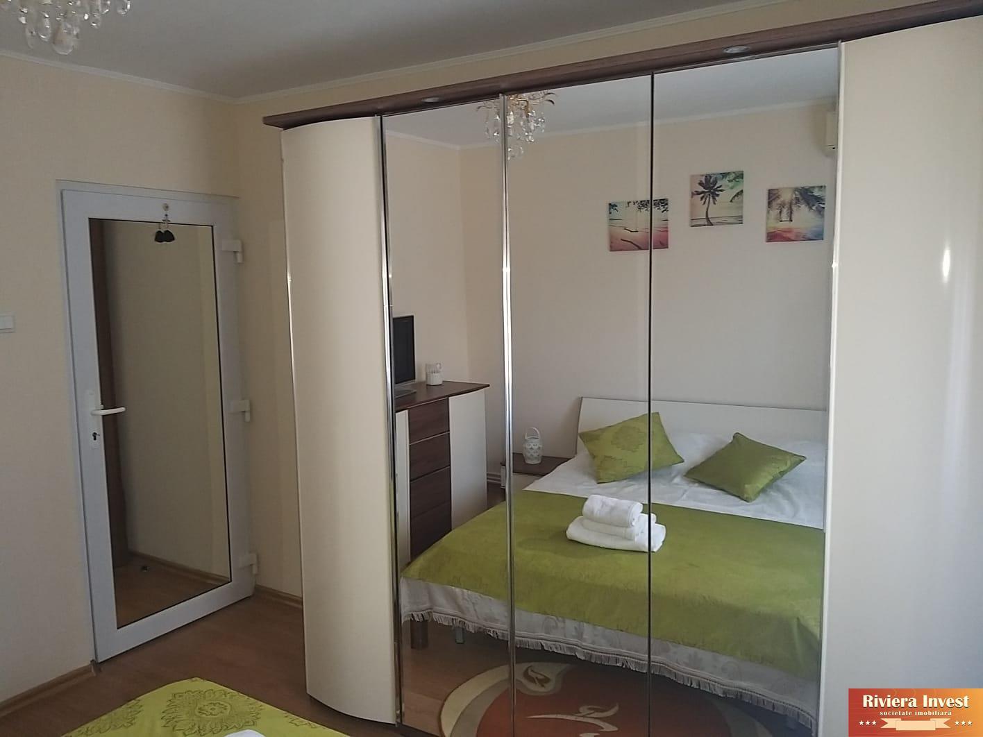 FALEZA NORD UNIVERSITATE OVIDIUS NEVERSEA apartament 2 camere lux de închiriat