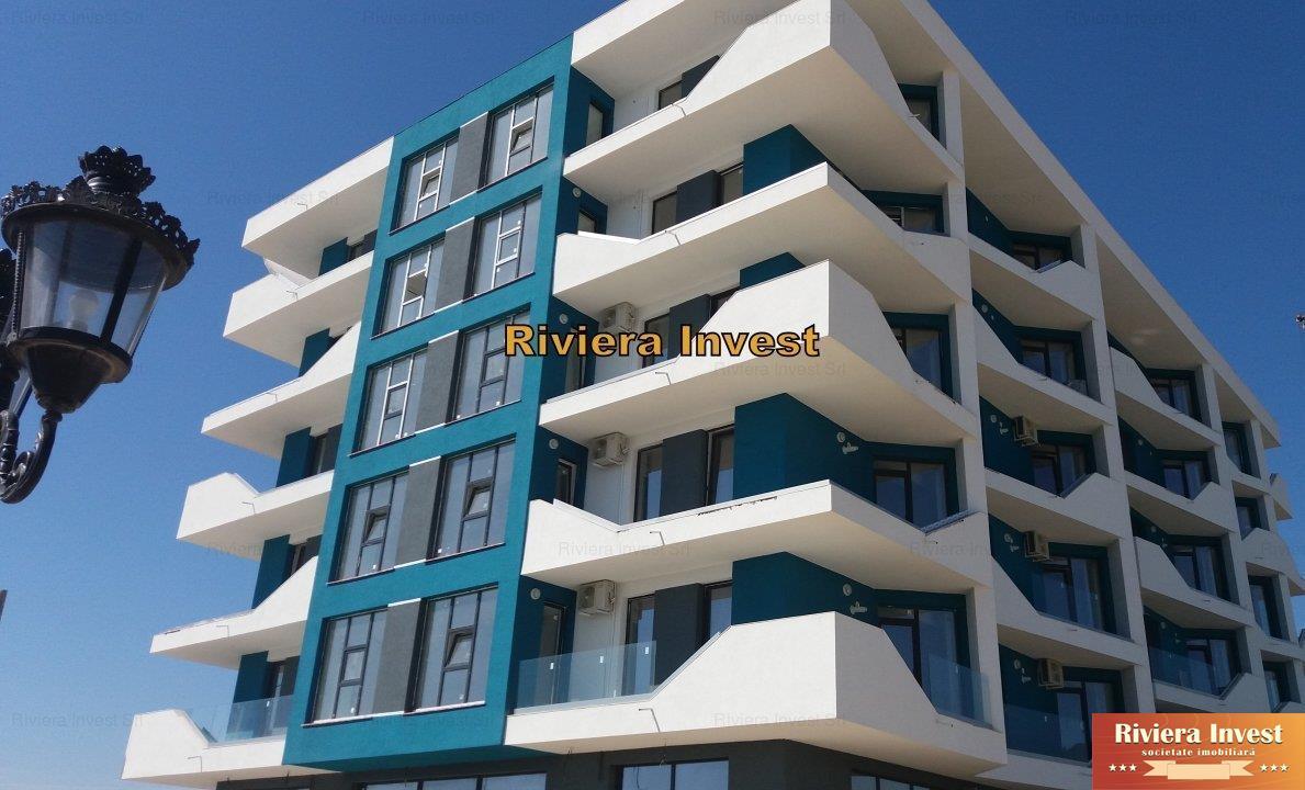 Statiunea Mamaia Nord Apartamente de lux in primul rand la mare!