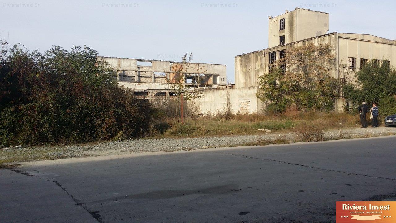 Zona IndustrialaTeren intravilan